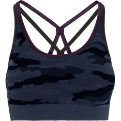 Champion Women The Camo Strappy Sports Bra B1465 found on Bargain Bro Philippines from Freshpair for $20.00