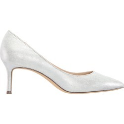 NINA60-TRUE SILVER REFLECTIVE SUEDETTE - TRUE SILVER REFLECTIVE SUEDETTE 6 6 / M found on Bargain Bro India from Nina Shoes for $79.00