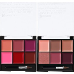 Lips To Go Palettes found on MODAPINS from bhcosmetics.com for USD $5.00