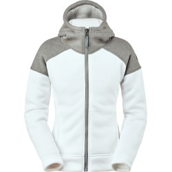 Spyder Women's Bliss Hoodie Size Small in White