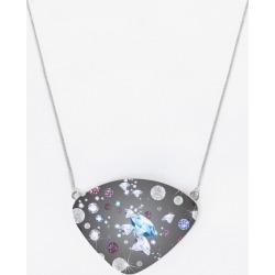 Oversized Statement Pendant - Diamond Galaxy 6 in Blue/Purple by VIDA Original Artist found on Bargain Bro Philippines from SHOPVIDA for $45.00