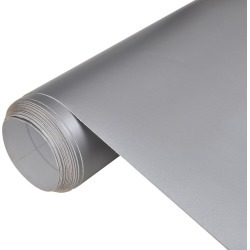 Waterproof Car Film - Matte Silver found on Bargain Bro India from Simply Wholesale for $35.58