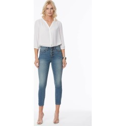 NYDJ Women's Ami Skinny Ankle Jeans in Petite in Sabina, Size: 00P found on Bargain Bro India from NYDJ for $119.00