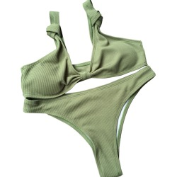 6a7c214ce5e Costbuys Womens Swimming Suit Beach Swimsuit Bather Beachwear Women Sexy  Push-Up Padded Bra Beach