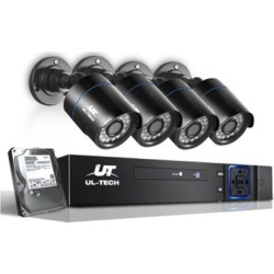 Cctv Security System 2Tb 4Ch Dvr 1080P 4 Camera Sets found on Bargain Bro India from Simply Wholesale for $263.90