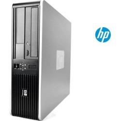 HP 5800 Desktop, 4GB RAM, 250GB HDD, Windows 10 + Keyboard and Mouse