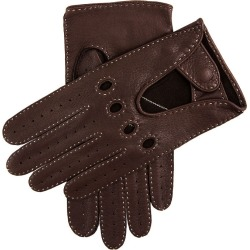 Dents Men's Deerskin Leather Driving Gloves In Bark Size Xl found on Bargain Bro UK from Dents