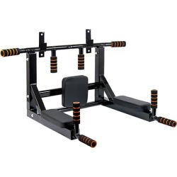 Heavy Duty Wall Mounted Power Station Gym Equipment