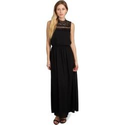 High Neck Detail Maxi Dress found on Bargain Bro UK from Izabel London UK