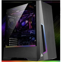 Antec Dp501 Atx Argb Front Led Led Control Tempered Glass Gaming Case