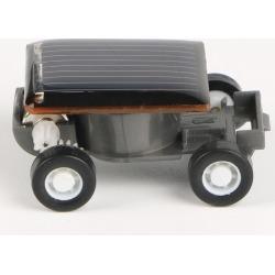 Costbuys  New Strange Black Creative Smallest Mini Solar Powered Car Model Solar Toys Kit Gadgets Educational Baby Kids Toys for