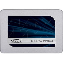 Crucial Mx500 1Tb 2 Inch Internal Sata Ssd 560R 510W Mbs found on Bargain Bro Philippines from Simply Wholesale for $229.48