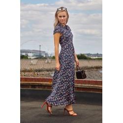 Ditsy Floral Maxi Dress found on Bargain Bro UK from Izabel London UK
