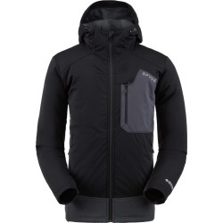 Spyder Men's Ascender GTX Infinium Fleece Hoodie Size Small in Black