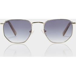 Le Specs - Alto Sunglasses in Gold found on MODAPINS from glue store for USD $56.27