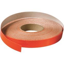 Retro-reflective Fluorescent Orange Tape