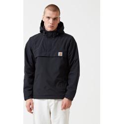 Carhartt-WIP Nimbus Pullover Jacket (Fleece Lined) - Black found on Bargain Bro UK from URBANEXCESS.COM