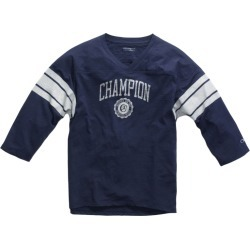 Champion Women Heritage Football Tee-Collegiate Ladies Cotton T-Shirt Blue W3133G 549785 found on Bargain Bro Philippines from Freshpair for $24.00