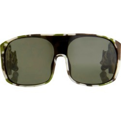 Jeremy Scott Army Sunglasses in Green Camouflage found on MODAPINS from Linda Farrow for USD $287.31