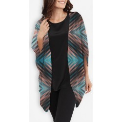 Cocoon Wrap - Electric Tribal Effect by Always Seek Original Artist found on Bargain Bro India from SHOPVIDA for $125.00