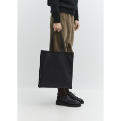 Isaac Reina Ultra Soft Tote with Zip Black found on MODAPINS from la garconne for USD $705.00