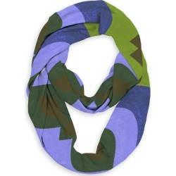 Infinity Eco Scarf - Colorful Waves by VIDA Original Artist found on Bargain Bro India from SHOPVIDA for $45.00