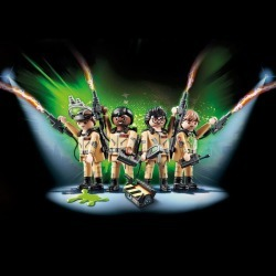 Official Playmobil Ghostbusters Figure Set found on Bargain Bro UK from yellow bulldog