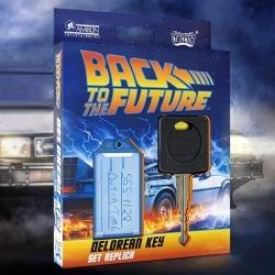 Official Back To The Future DeLorean 1:1 Scale Key Set Replica found on Bargain Bro UK from yellow bulldog