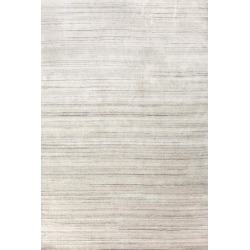 Icelandia Hand Knotted Rug White found on Bargain Bro from interiors online AU for USD $235.15