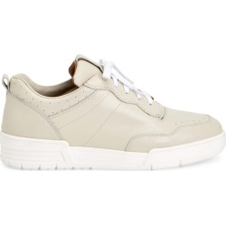 Aquatalia Brayden White In Size 10.5 - Leather - Made In Italy found on MODAPINS from Aquatalia for USD $295.00