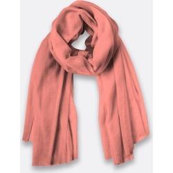 Oversized Merino Wool - Chic Japanese in Brown/Orange/Red by VIDA Original Artist