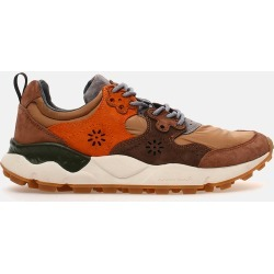 Flower Mountain Yamano 2 (Nylon/Suede) - Tan/Orange found on MODAPINS from Article for USD $210.11