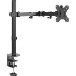 Monitor Arm Mount 32 Inch Black found on Bargain Bro Philippines from Simply Wholesale for $103.09