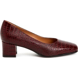 Aquatalia Elaine Red In Size 6.5 - Leather - Made In Italy found on MODAPINS from Aquatalia for USD $350.00