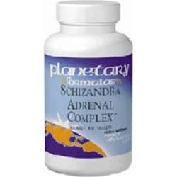 Schisandra Adrenal Complex 120 Tabs by Planetary Herbals found on Bargain Bro India from Herbspro - Dynamic for $21.98
