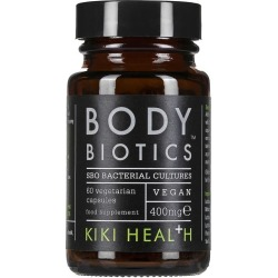Kiki Health Body Biotics - 60 Vegicaps found on Makeup Collection from Oxygen Boutique for GBP 23.99