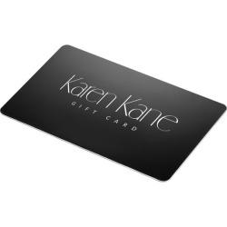 Karen Kane Women's Digital Gift Card found on Bargain Bro India from Karen Kane for $75.00