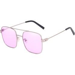 Costbuys  Men Women Square Sunglasses Vintage Design Metal Sun Glasses Male Eyewear Shades Gafas Oculos de sol - 05