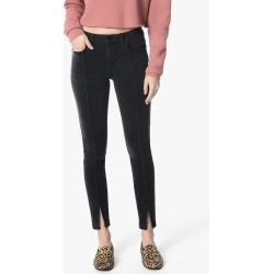 Joe's Jeans Women's The Icon Ankle Skinny Jeans in Robynn/Black | Size 26 | Cotton/Elastane/Viscose