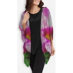 Cocoon Wrap - Alice Du Pont by VIDA Original Artist found on MODAPINS from SHOPVIDA for USD $110.00