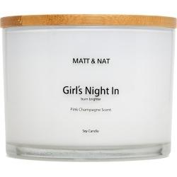Matt & Nat Girlslg Large Soy Candle, White found on Bargain Bro from Matt & Nat for USD $34.96