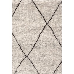 Numa Hand Knotted Rug found on Bargain Bro from interiors online AU for USD $264.62