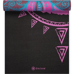 Reversible Be Free Yoga Mat (6mm) found on Bargain Bro from Gaiam for USD $26.58