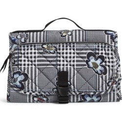 Vera Bradley Changing Station in Bedford Plaid White