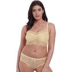 Freya Fancies Bralette Buttermilk Yellow found on Bargain Bro UK from Brastop Ltd