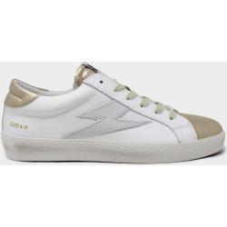 Chica Lightning Trainers White/Gold - White/Gold / 38 found on Bargain Bro UK from ASPIGA