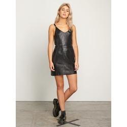 Volcom Hey Slick Skirt - Black - XL