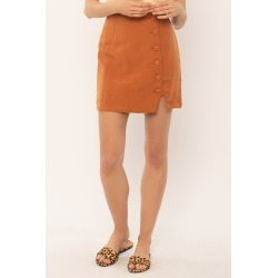 Amuse Society Mari Woven Mini Skirt - Women's found on MODAPINS from The Last Hunt for USD $28.77