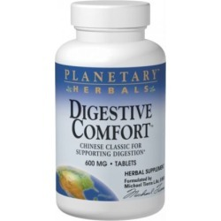 Digestive Comfort 120 Tabs by Planetary Herbals found on Bargain Bro India from Herbspro for $23.50