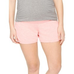 Under Belly French Terry Maternity Shorts- Solid found on Bargain Bro Philippines from motherhood for $4.92